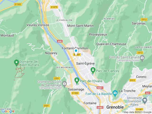 Leroy Merlin à Grenoble Saint Egreve St Egreve Isère