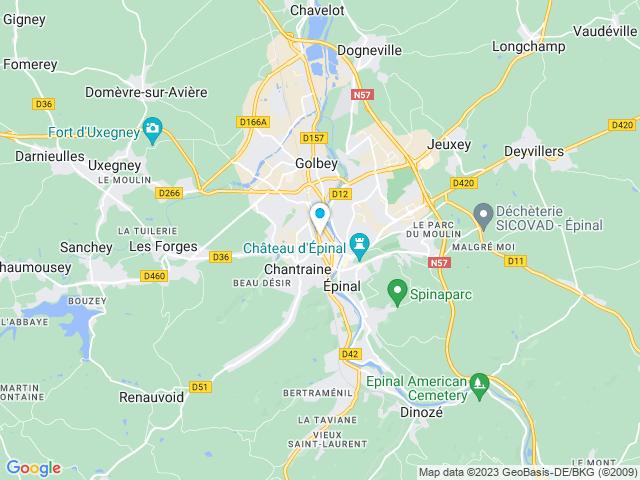 Mr Bricolage à Epinal Vosges Horaires Contact Et Accès