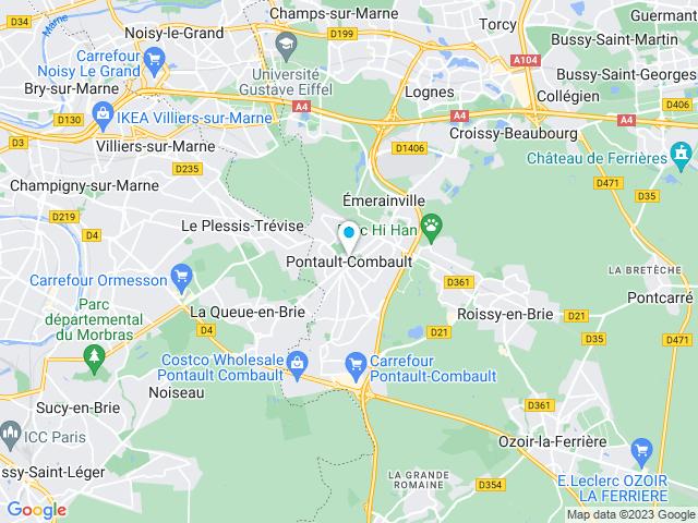 Bricoman à Pontault Combault Seine Et Marne Horaires