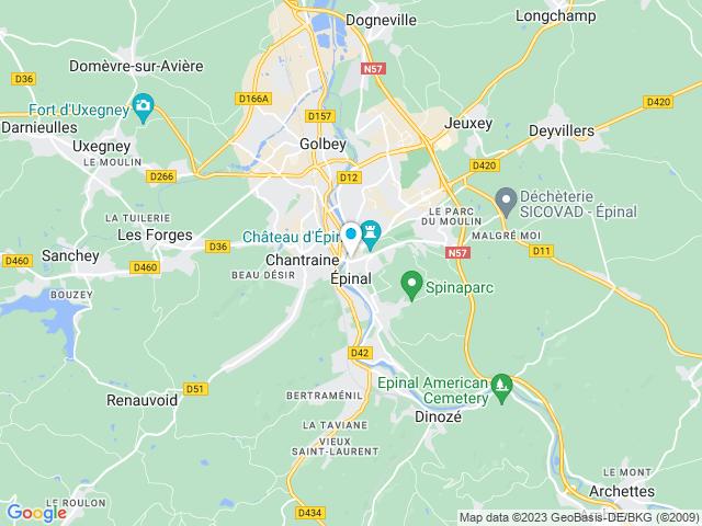 Brico Dépot à Epinal Vosges Horaires Contact Et Accès