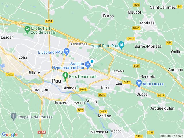 Leroy Merlin à Pau Pyrénées Atlantiques Horaires Contact