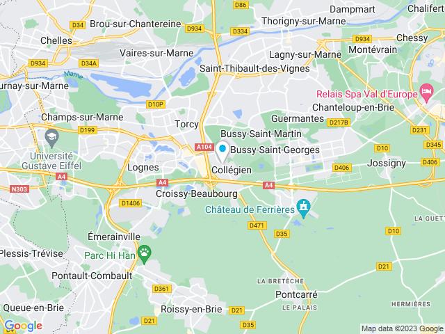 Leroy Merlin à Marne La Vallée Collégien Seine Et Marne