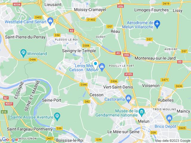 Leroy Merlin à Melun Cesson Seine Et Marne Horaires