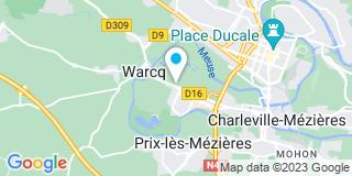 Plan Carte Mikit Charleville Mézières
