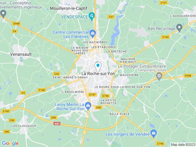 Leroy Merlin à La Roche Sur Yon Vendée Horaires Contact