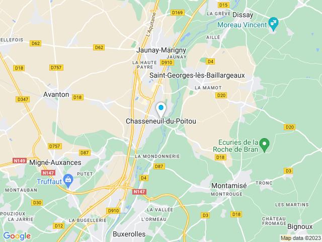 Leroy Merlin à Poitiers Chasseneuil Du Poitou Vienne