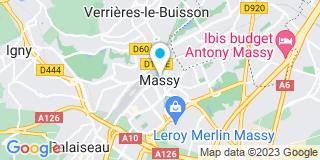 Plan Carte Leroy Merlin à Massy