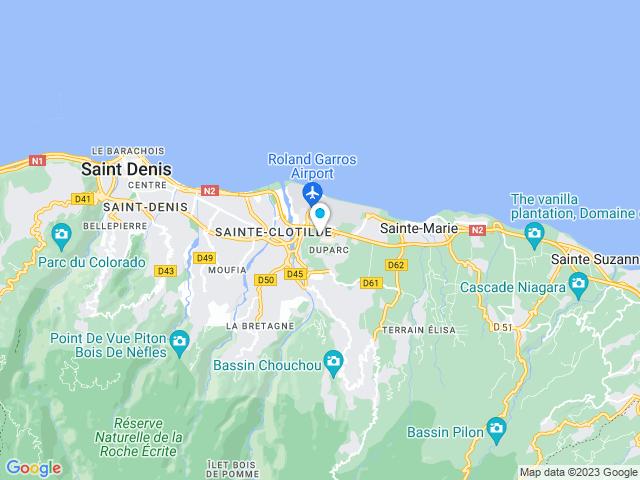 Leroy Merlin à La Réunion Sainte Marie Ste Marie La