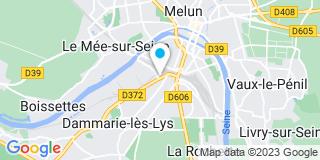 Plan Carte Maisons phénix à Dammarie les Lys