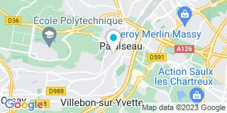 Plan Carte Mikit à Palaiseau