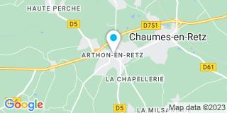 Plan Carte Mikit à Arthon-en-Retz
