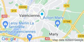 Plan Carte Maisons Phénix à Valenciennes
