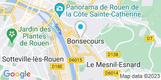 Plan Carte Mikit à Bonsecours