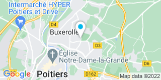 Plan Carte Mikit à Buxerolles