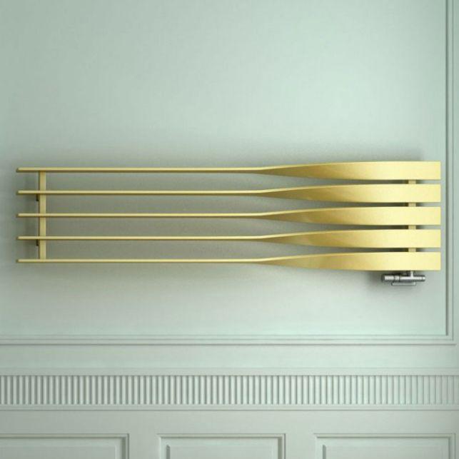 Structurez votre séjour grâce à ce radiateur décoratif horizontal