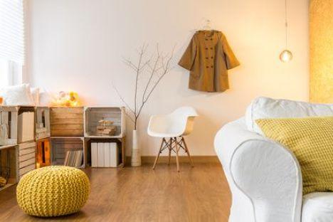 10 astuces pour gagner de la place dans un petit appartement - Astuce de rangement pour petit appartement ...