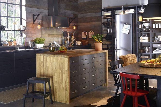 10 cuisines ouvertes d'exception© Ikea