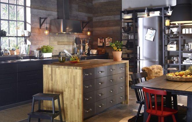 10 cuisines ouvertes d'exception © Ikea