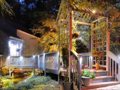 10 façons d'éclairer une terrasse