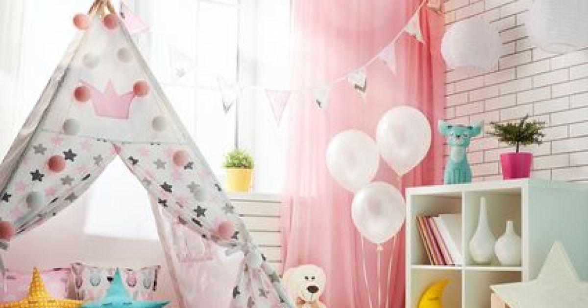 10 id es d co pour une chambre d enfant for Decoration chambre d enfant