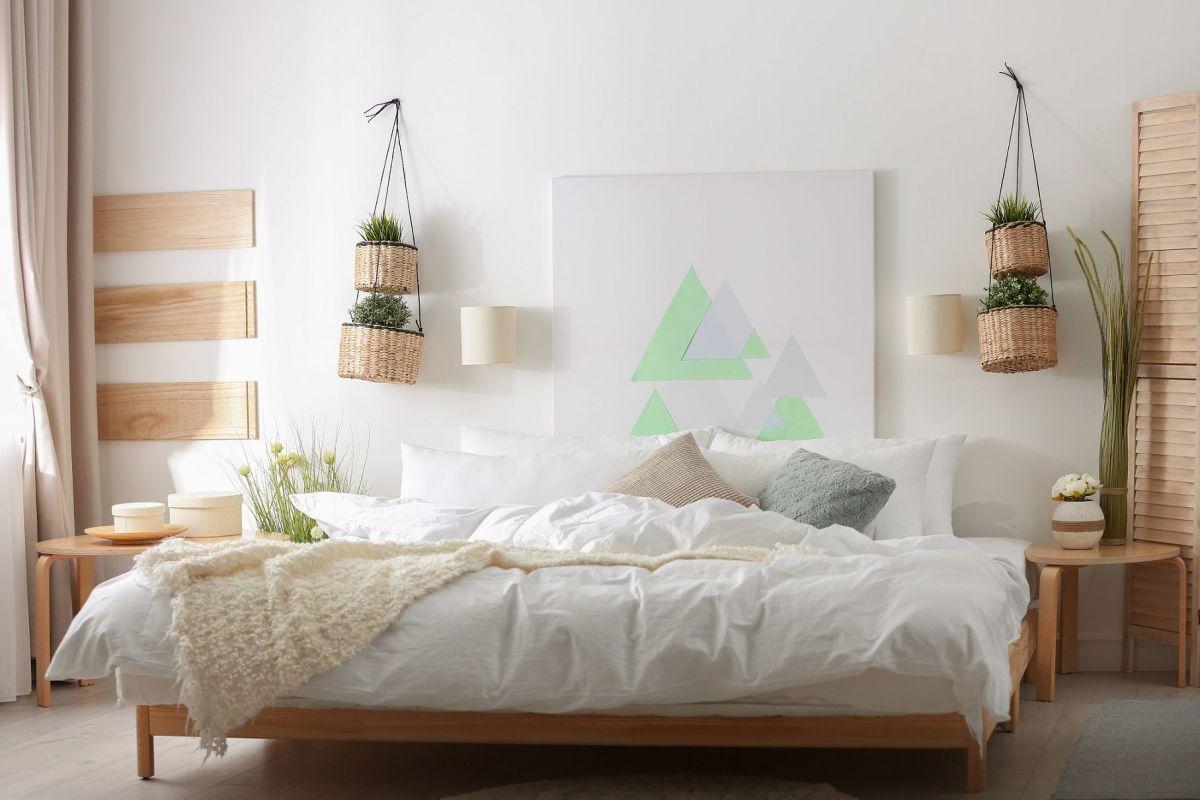 Fabriquer Lampe De Chevet Suspendu 10 idées pour fabriquer soi-même sa tête de lit