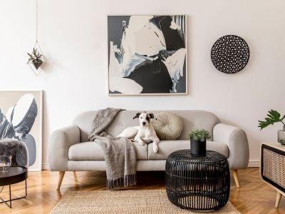 10 idées pour habiller ou décorer un mur