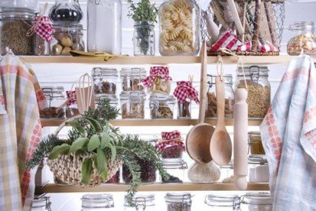 10 idées pour organiser un cellier