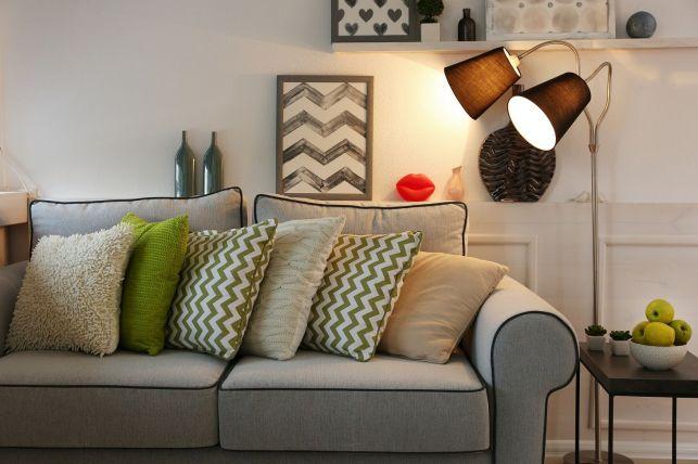 10 idées récup' pour décorer un salon