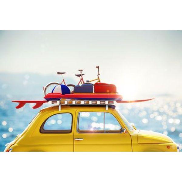 Départ en vacances - Vérifiez votre voiture : les 10 ...