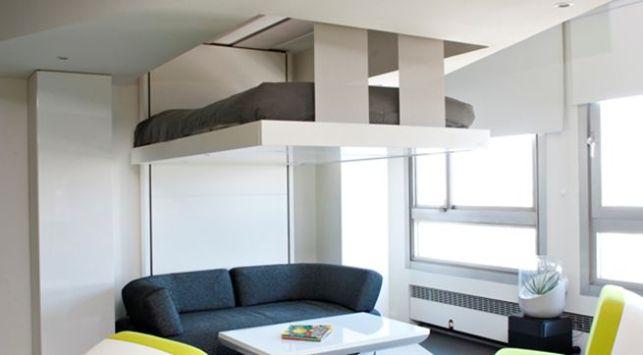 10 types de lits escamotables : pratiques pour gagner de la place