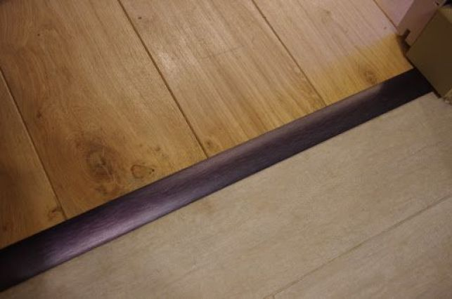 A quoi sert une barre de seuil de porte ?