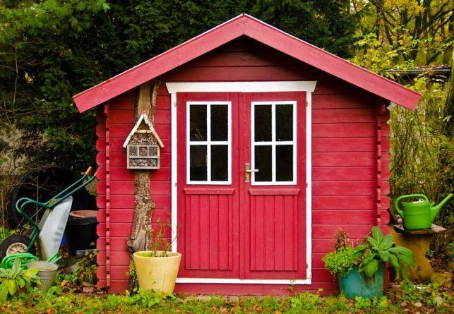 Abri de jardin : la pièce multifonctions