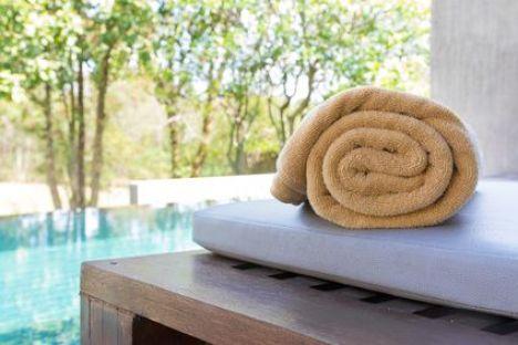 Accessoires et entretien d'un spa