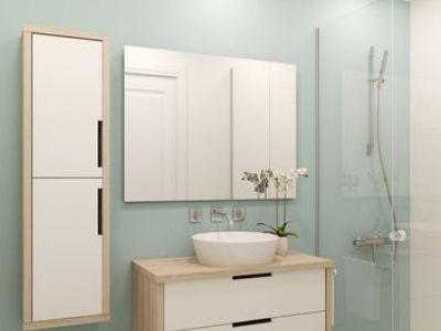 Accessoires, mobilier et rangements pour salle de bains