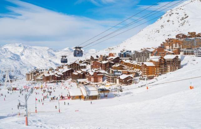 Acheter un appartement ou un chalet dans une station de ski