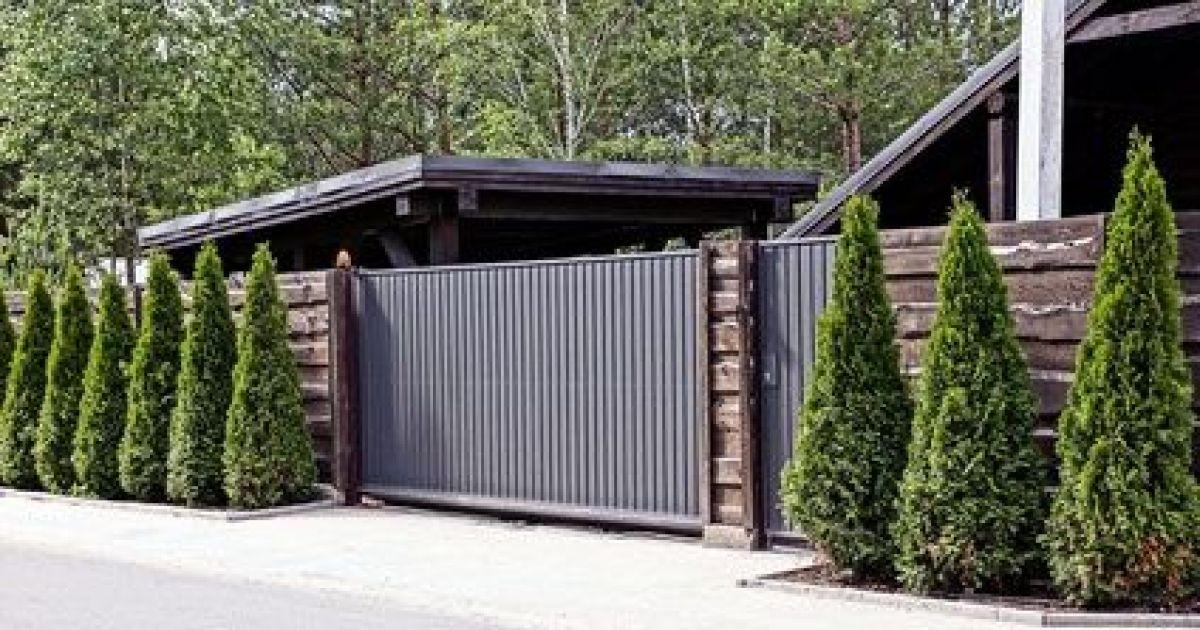 Acheter un portail pas cher les portails premiers prix for Portail jardin pas cher