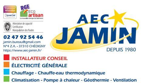 Aec Jamin à Chédigny