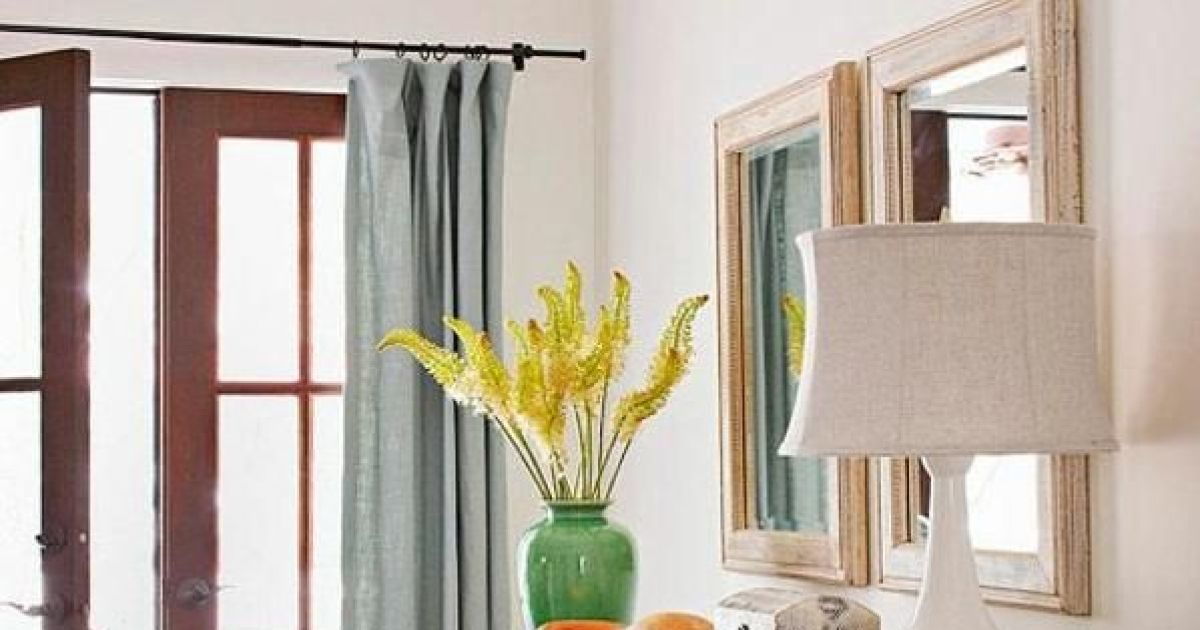 am nagement d un hall d entr e. Black Bedroom Furniture Sets. Home Design Ideas
