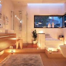 Aménager astucieusement une salle de bain