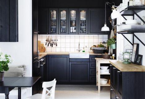 am nager sa cuisine nos id es d co. Black Bedroom Furniture Sets. Home Design Ideas