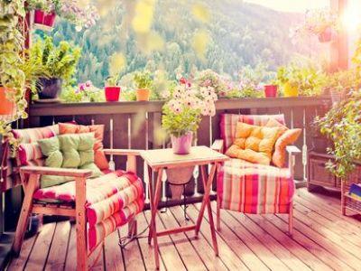 Aménager son balcon, idées et astuces