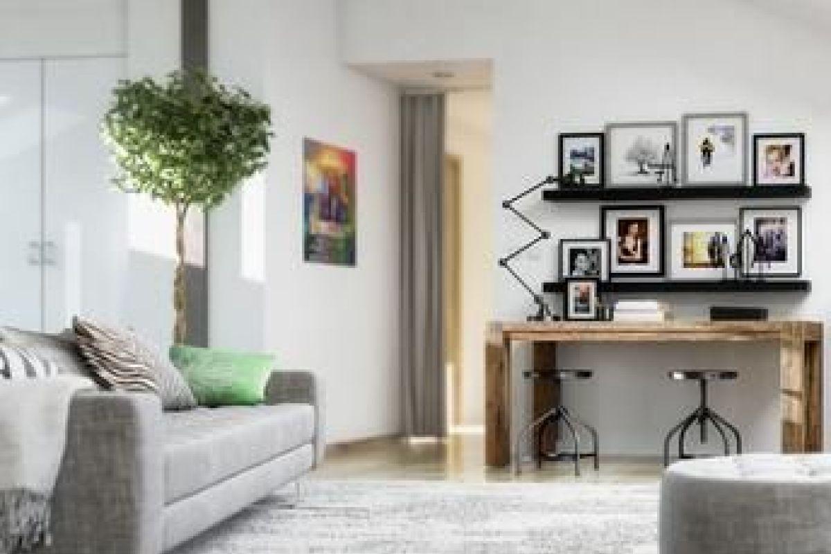 Aménagement Mezzanine Petit Espace aménager un coin bureau dans un salon