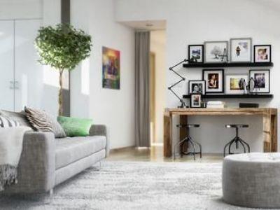Aménager un coin bureau dans un salon