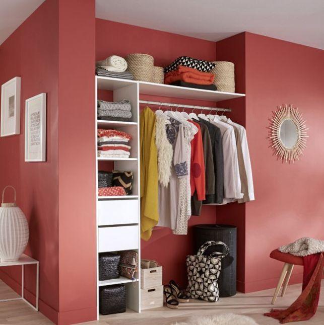 Aménager un dressing chez soi :  conseils et astuces