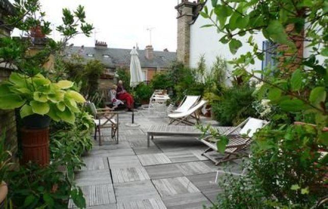 Aménager un petit jardin sur une terrasse