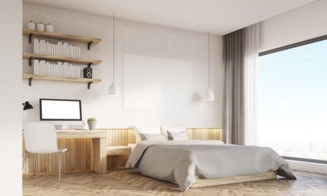 Aménager une chambre avec un coin bureau
