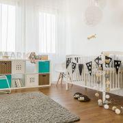 Aménager une chambre pour bébé
