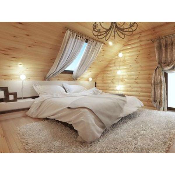 am nager une chambre sous les combles. Black Bedroom Furniture Sets. Home Design Ideas