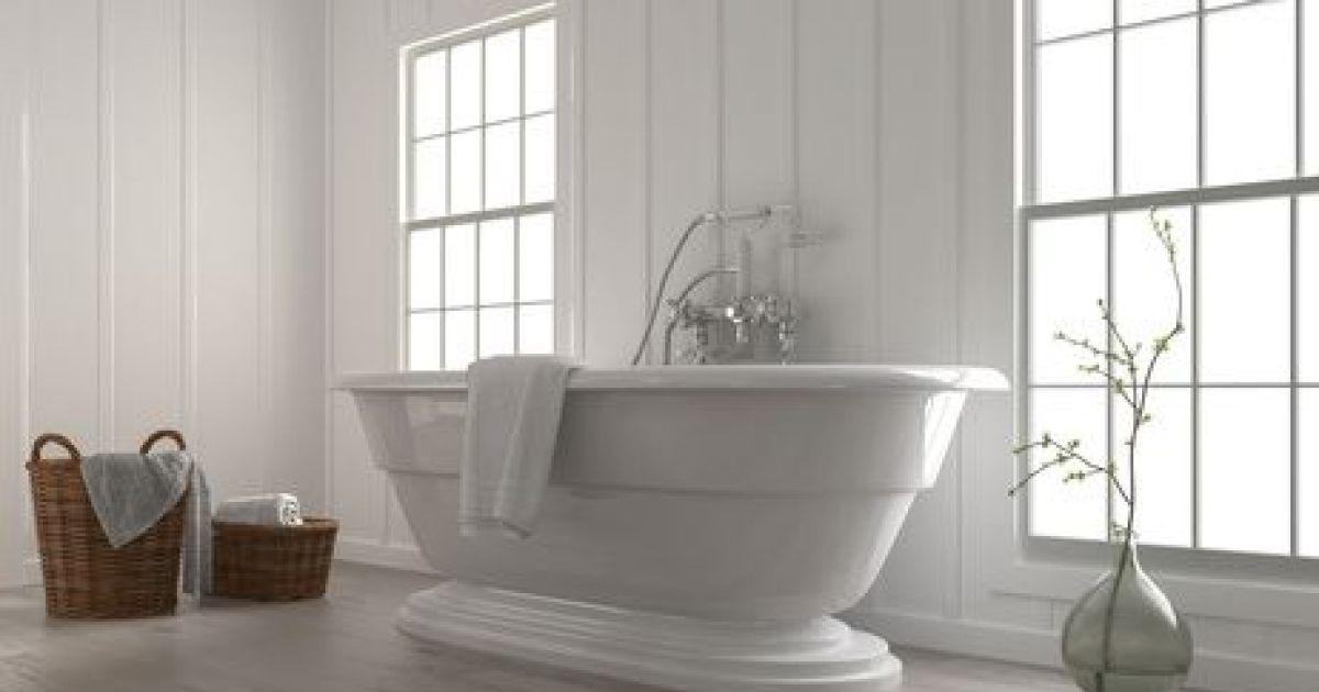 Am nager une salle de bain fa on boudoir for Amenager une salle de bain