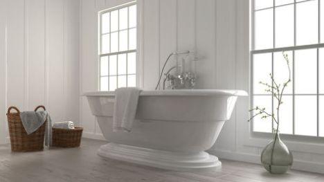 Aménager une salle de bain façon boudoir